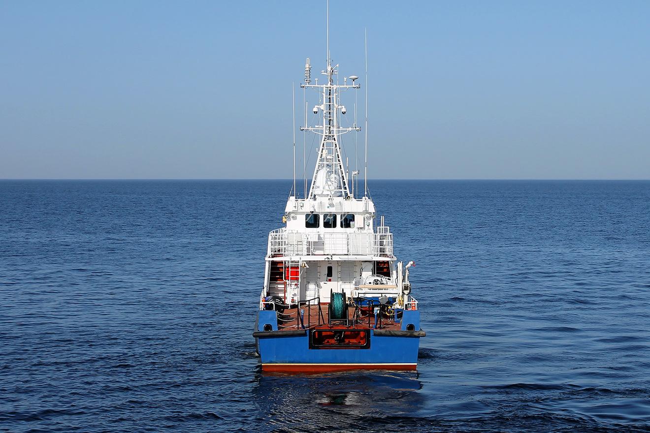 30 сентября на ССЗ «Вымпел» подписан приёмный акт на пограничный катер проекта 1496М1Э «Ламантин» заводской номер 01412