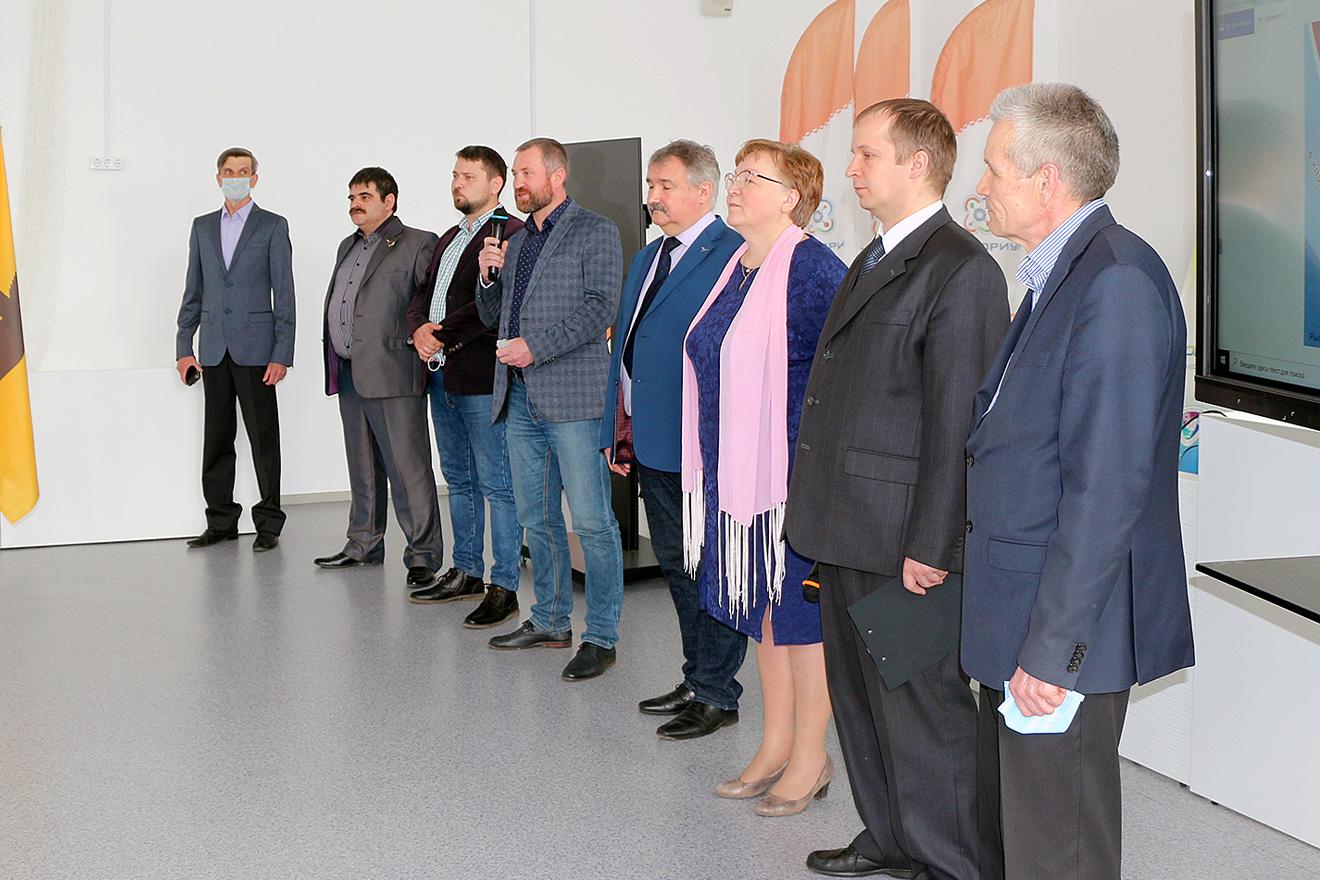 На «Вымпеле» побывали участники Всероссийских соревнований по судомодельному спорту