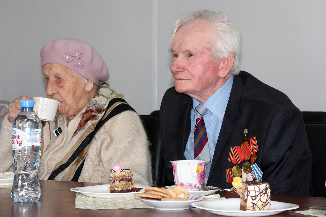 7 мая на ССЗ «Вымпел» состоялся митинг, посвящённый 76-й годовщине со Дня Победы в Великой Отечественной войне