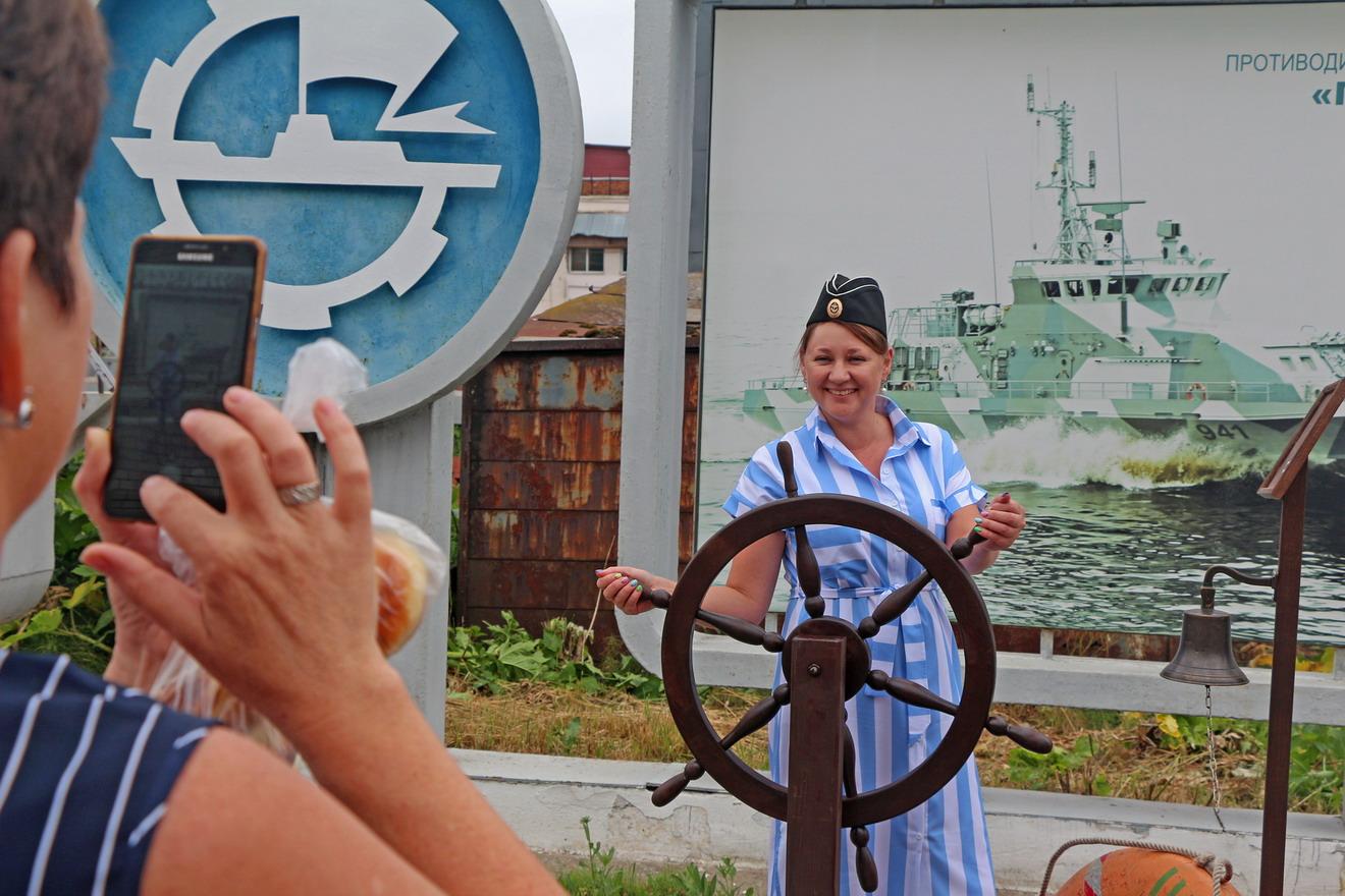 29 июня 2021г., День кораблестроителя на «Вымпеле»