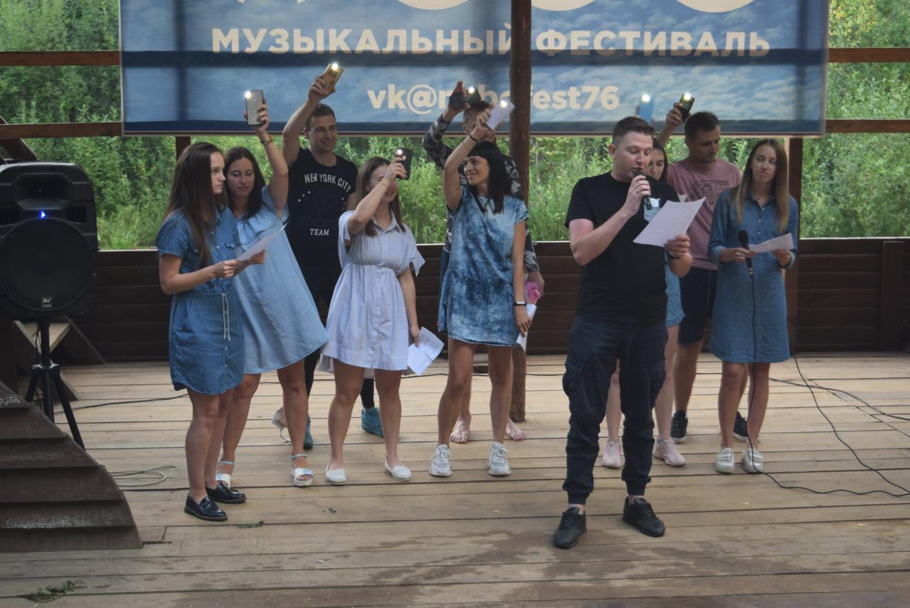 31 июля 2021 года. Летний спортивно-творческий слёт молодёжи судостроительного завода «Вымпел».