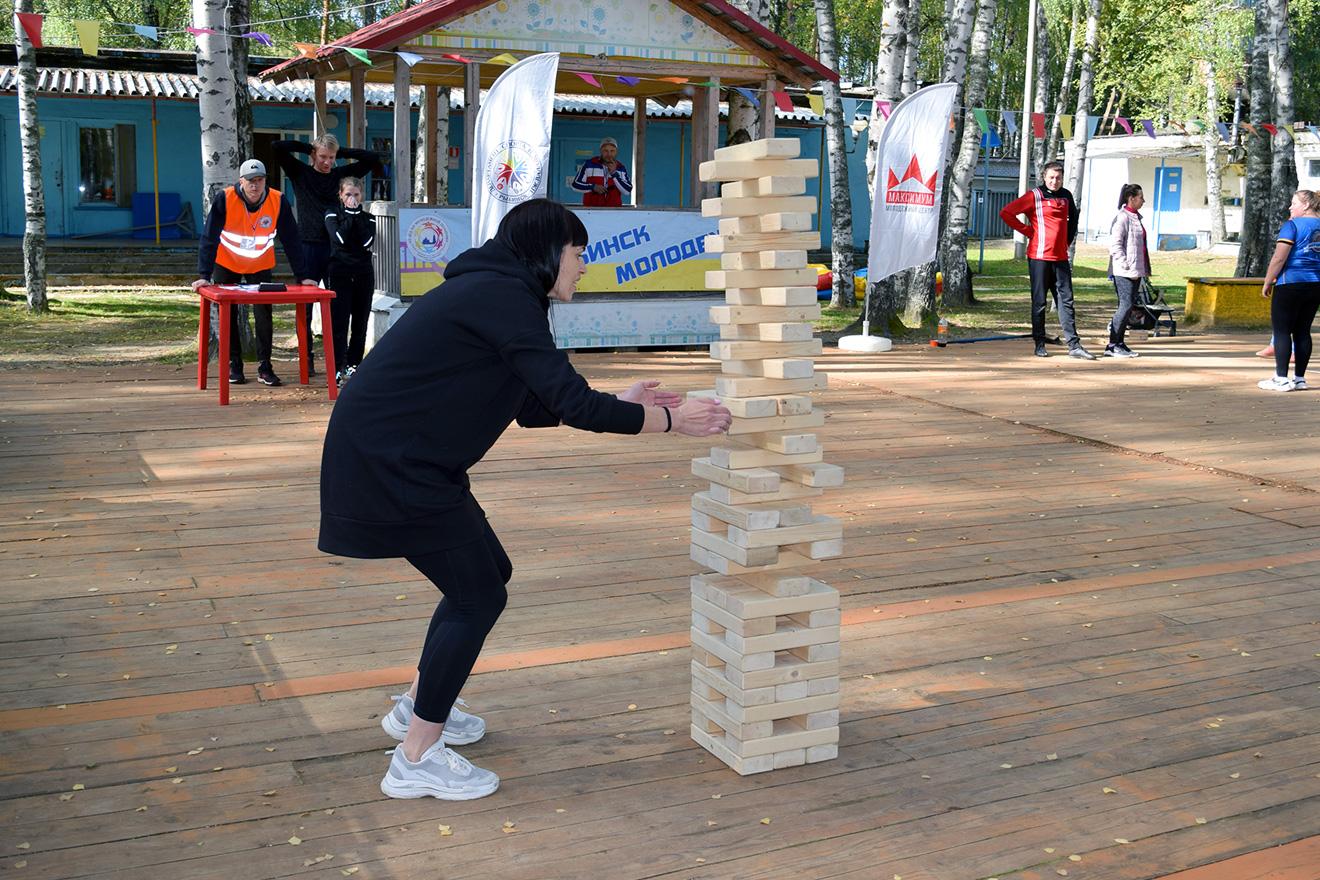 С 10 по 12 сентября 2021г. команда «Вымпела» участвовала в 20-м городском молодёжном фестивале